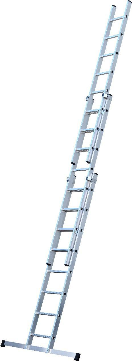 YOUNGMAN T200 EXT LADDERS (ALU)